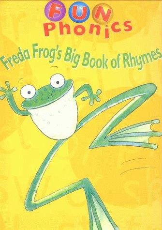 9780003123180: Fun Phonics - Freda Frog's Big Book of Rhymes: Consonant Clusters: Consonant Clusters Big Book
