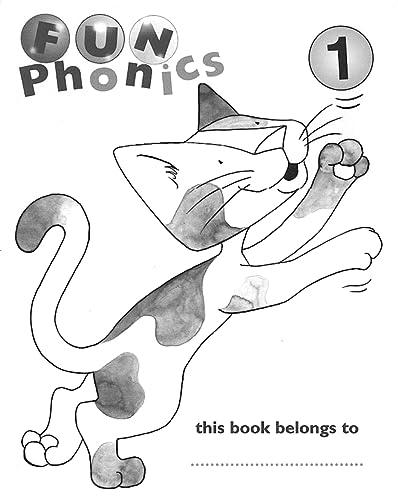 9780003123203: Fun Phonics - Workbook 1