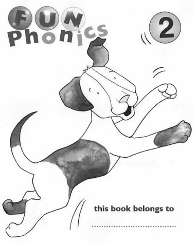 9780003123227: Fun Phonics - Workbook 2