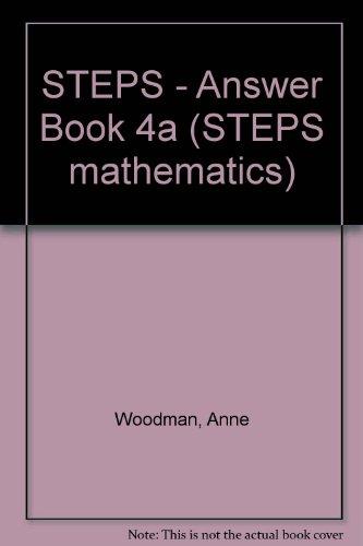 9780003125771: Steps 4a: Answer Book (STEPS mathematics)