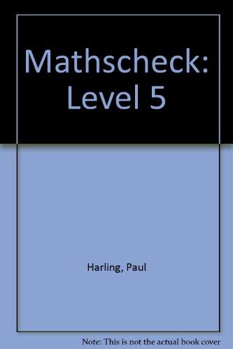 9780003125849: Mathscheck: Level 5