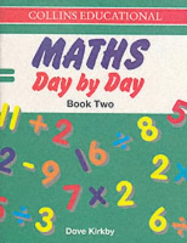 9780003126440: Maths Day by Day: Bk. 2