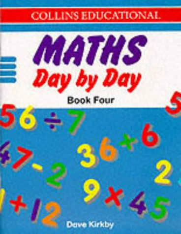 9780003126464: Maths Day By Day - Book 4: Bk.4