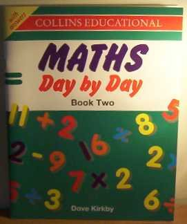 9780003126563: Maths Day by Day: With Answers Bk.2