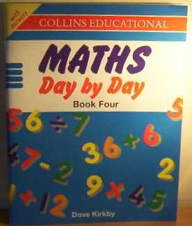 9780003126587: Maths Day By Day - Book 4: With answers: With Answers Bk. 4