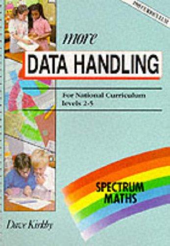 9780003126976: Spectrum Maths: More Data Handling Level 2-5