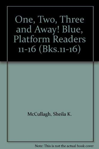 9780003130355: One, Two, Three and Away! Blue, Platform Readers 11-16 (Bks.11-16)