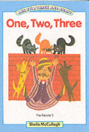 9780003130485: One, Two, Three and Away: Pre-readers: 5-8 (One, Two, Three & Away!): Pre-rdrs.5-8