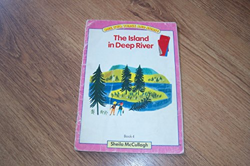 9780003130645: The Island in Deep River - Red Book 4 (One, Two, Three and Away!): Island in Deep River Red Bk. 4
