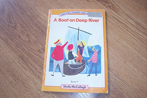 9780003131901: One, Two, Three and Away! - Yellow Main Book 11: A Boat on Deep River: Boat on Deep River Yellow Bk. 11 (One, two, three & away!)