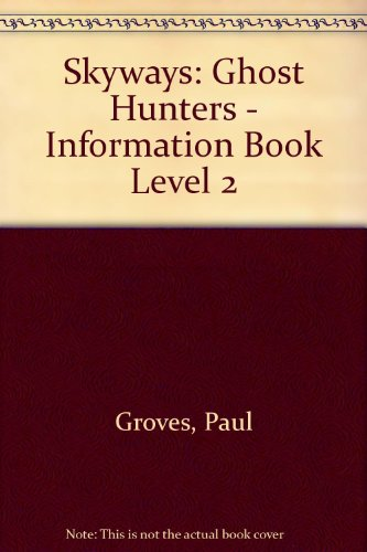 9780003132175: Skyways: Ghost Hunters - Information Book Level 2