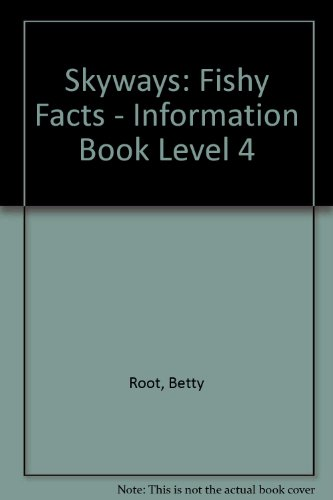 9780003132199: Skyways: Fishy Facts - Information Book Level 4