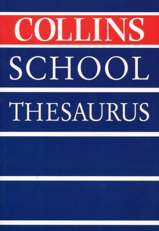 9780003133189: Collins School Thesaurus