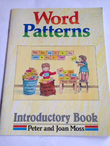 9780003133202: Word Patterns: Introductory Bk