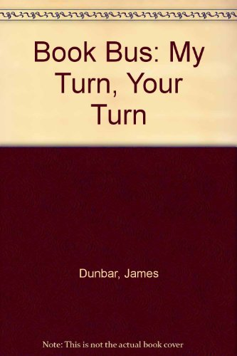 9780003134889: Book Bus: My Turn, Your Turn