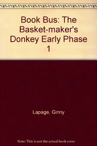 9780003135008: Book Bus: The Basket-maker's Donkey Early Phase 1