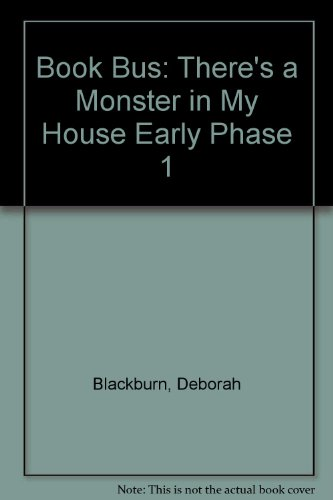 9780003135572: Book Bus: There's a Monster in My House Early Phase 1