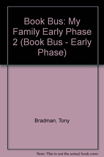 9780003135879: Book Bus: My Family Early Phase 2 (Book Bus - Early Phase)
