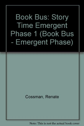 9780003136104: Book Bus: Story Time Emergent Phase 1 (Book Bus - Emergent Phase)