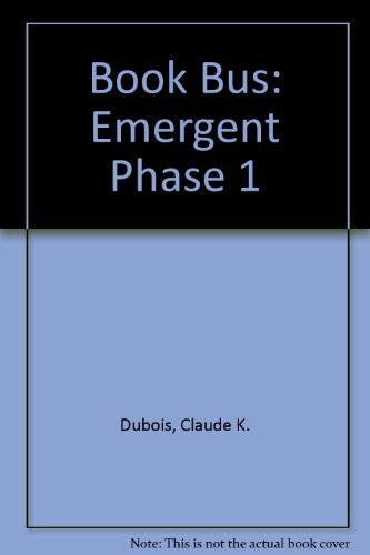 9780003136111: Book Bus: Emergent Phase 1