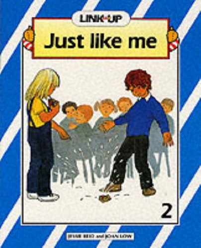 9780003136890: Link-Up - Main Book 2: Just Like Me: Build-up Book 2