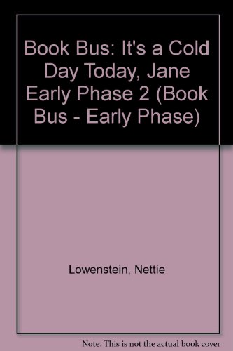 9780003137187: Book Bus: It's a Cold Day Today, Jane Early Phase 2 (Book Bus - Early Phase)