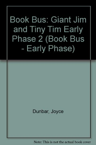9780003137514: Book Bus: Giant Jim and Tiny Tim
