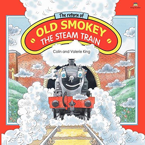 9780003139068: The Return of Old Smokey The Steam Train (Book Bus - Independent Phase)
