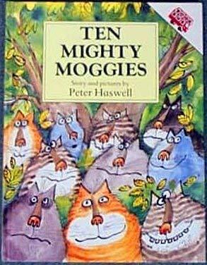 9780003139396: Collins Book Bus: Ten Mighty Moggies