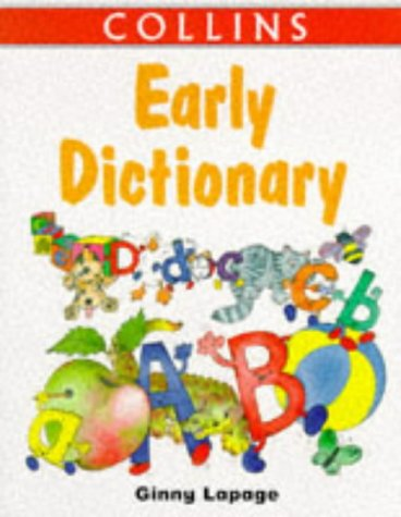 9780003141641: Collins Early Dictionary: Early Phase (Book Bus)