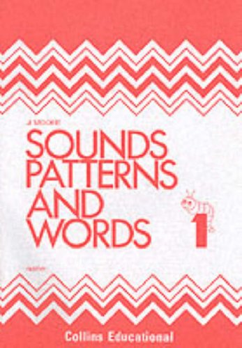 9780003142303: Sounds, Patterns and Words: Bk.1 (Sounds, patterns & words)