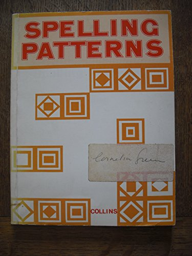 9780003142501: Spelling Patterns