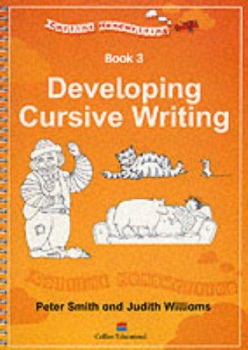 9780003142587: Collins Handwriting: Developing Cursive Handwriting Bk.3