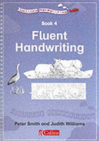 9780003142594: Collins Handwriting: Fluent Handwriting Bk.4