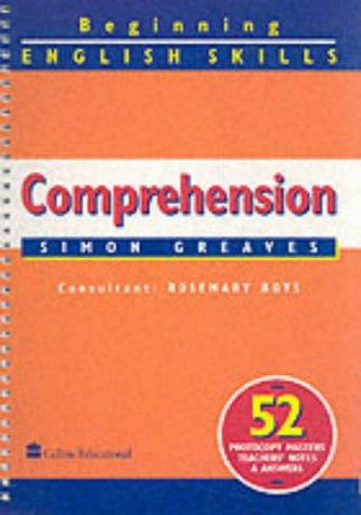 9780003144123: Comprehension (Beginning English Skills)