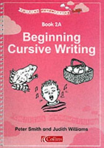 9780003150100: Collins Handwriting: Beginning Cursive Handwriting Bk. 2A