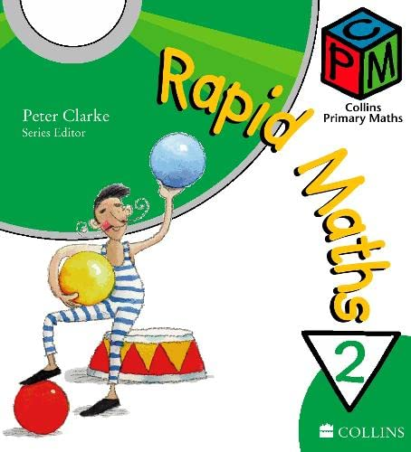 9780003152456: Year 2 Rapid Maths (Collins Primary Maths)