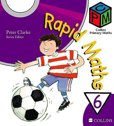 9780003152494: Collins Primary Maths - Year 6 Rapid Maths