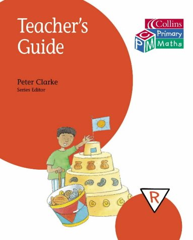 9780003152524: Collins Primary Maths - Reception Teacher's Guide
