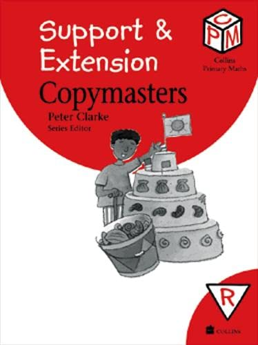 9780003152531: Reception Support and Extension Copymasters: Reception (Collins Primary Maths)
