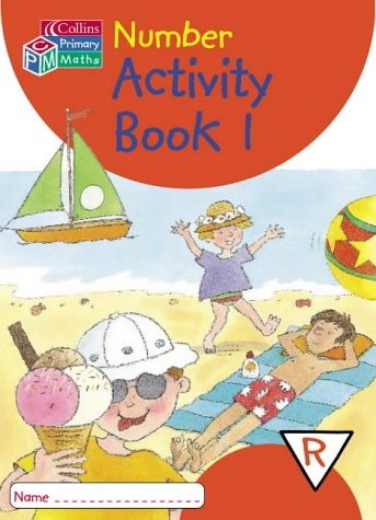 9780003152548: Collins Primary Maths - Reception Number Activity Book 1: Reception Number Activity Book Bk. 1