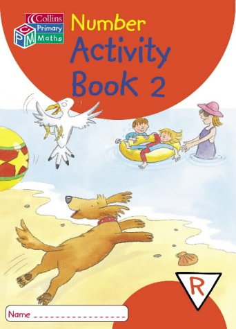 9780003152555: Collins Primary Maths - Reception Number Activity Book 2: Reception Number Activity Book Bk.2