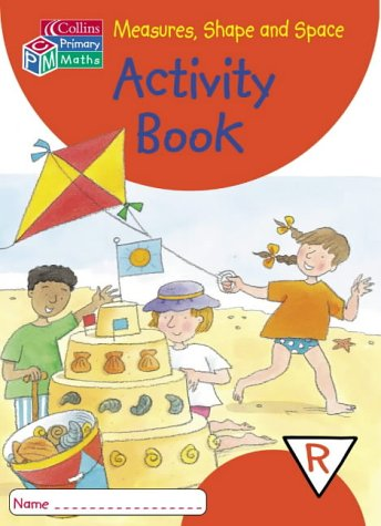 9780003152579: Reception Measures, Shape and Space Activity Book (Collins Primary Maths)