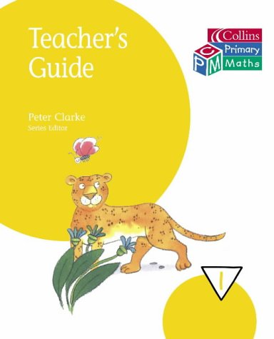 9780003152586: Collins Primary Maths - Year 1 Teacher's Guide
