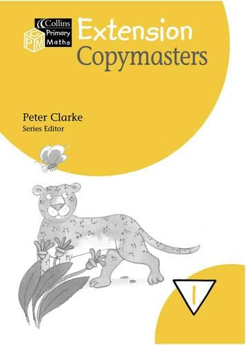 9780003152609: Collins Primary Maths - Year 1 Extension Copymasters