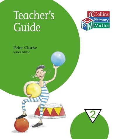 9780003152661: Collins Primary Maths --Teacher's Guide: Year 2