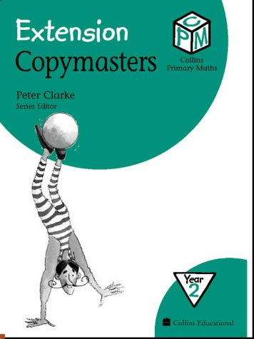 9780003152685: Collins Primary Maths - Year 2 Extension Copymasters
