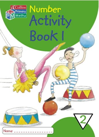 9780003152708: Collins Primary Maths: Number Activity Book 1 (Bk.1)