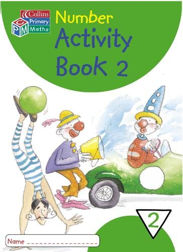 9780003152715: Collins Primary Maths – Year 2 Number Activity Book 2: Year 2 Bk.2