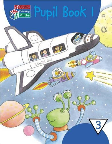 9780003152784: COLLINS PRIMARY MATHS YEAR 1